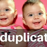 no duplicates - how to add canonical tag