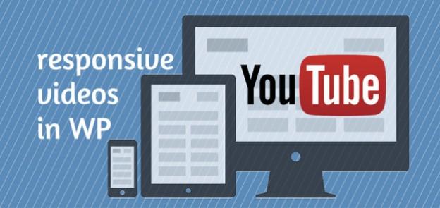 Responsive YouTube fix for WordPress
